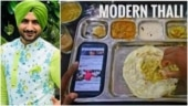 Harbhajan Singh shares pic of modern thali in viral post. Internet cannot stop laughing