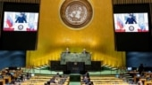 Venezuela's Maduro calls on UN members to rally against US sanctions