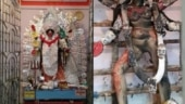 Fact Check: The curious case of a 'desecrated' Kali idol in a Bengal temple
