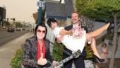 Stranger Things star David Harbour marries singer Lily Allen in Las Vegas