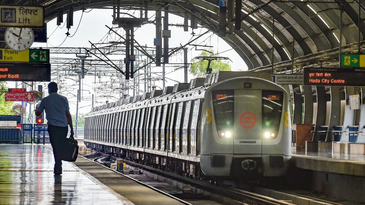 Delhi Metro reopens all routes, trains now running on pre-Covid timings -  India News