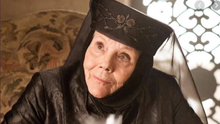 Game of Thrones and Avengers actor Dame Diana Rigg dies at 82 - Movies News