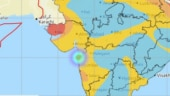 Earthquake of 3.5 magnitude hits Mumbai