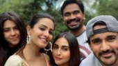 Ekta Kapoor enjoys fun trip with Anita Hassanandani, Krystle D'souza and Ridhi Dogra. See pics