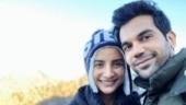 Rajkummar Rao shares throwback pic with girlfriend Patralekhaa from Vaishno Devi visit