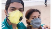 Gurmeet Choudhary and Debina Bonnerjee test positive for coronavirus