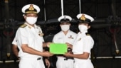 In a first, 2 women Navy officers to be posted on Indian warship, will fly helicopters