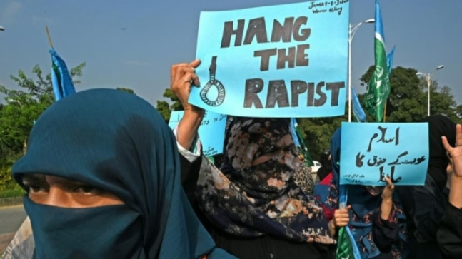 Uproar after 'victim blaming' in Pakistan gang rape case