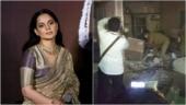 BMC demolished Kangana Ranaut's bungalow out of malice: Actor's lawyer tells Bombay HC