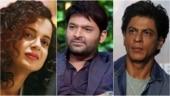 Kangana Ranaut vs Shiv Sena: How BMC penalised Kapil Sharma, Shah Rukh Khan for speaking up