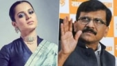I'm free to go anywhere in my country: Kangana fires fresh salvo at Shiv Sena MP Sanjay Raut