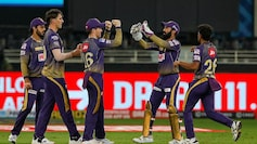 Kolkata Knight Riders came up with an all-round performance against Rajasthan Royals to clinch their 2nd win of IPL 2020 season (Courtesy by BCCI)