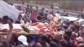 Fact Video: Old video of PM Modi's mock funeral linked to recent farmers' protests