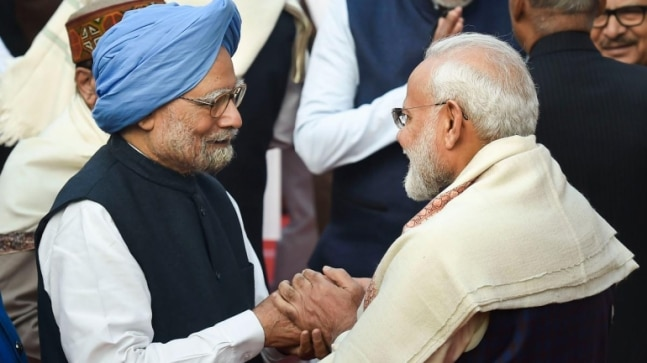 PM Narendra Modi wishes Manmohan Singh on birthday, prays for long life  - India Today RSS Feed  IMAGES, GIF, ANIMATED GIF, WALLPAPER, STICKER FOR WHATSAPP & FACEBOOK