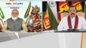 India, Sri Lanka hold first bilateral summit since Rajapaksa took office