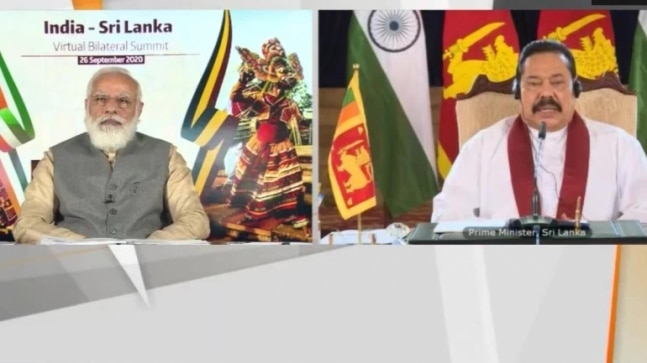 India, Sri Lanka hold first bilateral summit since Rajapaksa took office  - India Today RSS Feed  IMAGES, GIF, ANIMATED GIF, WALLPAPER, STICKER FOR WHATSAPP & FACEBOOK