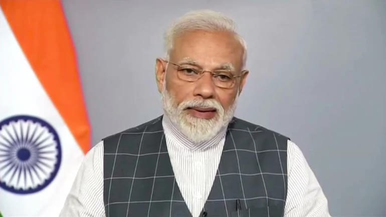 Twitter account of PM Modi's personal website hacked - India News