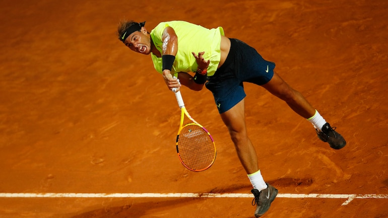 Rafael Nadal Makes Blazing Return At Italian Open 200 Days After Last Match Sports News