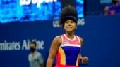 Naomi Osaka into her 2nd US Open final after 3-set win over Jennifer Brady