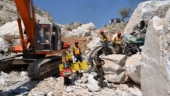 Pakistan marble mine collapse kills at least 22, many workers still trapped