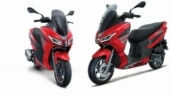 Aprilia SXR 160 will launch in India in November: Aprilia's first maxi-scooter in India