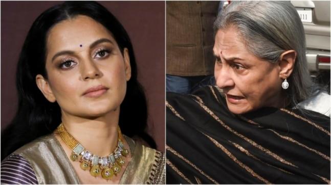 What if it was Shweta or Abhishek: Kangana Ranaut asks Jaya Bachchan after attack on gutter remark