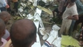 Private aircraft crashes in Azamgarh village; 1 dead