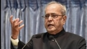 Scores of people pay tribute to Pranab Mukherjee at ancestral temple