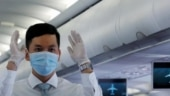 Coronavirus: Beijing receiving 1st international flights since March