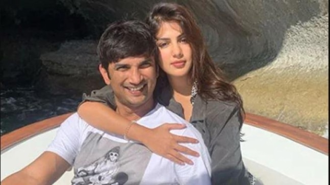 Sushant and Rhea couriered 500 g marijuana to her home during lockdown, NCB finds