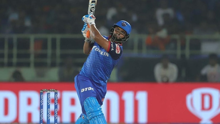 IPL 2020: Rishabh Pant hits sixes at will in Sharjah, Delhi Capitals pay  tribute to Sourav Ganguly with video - Sports News