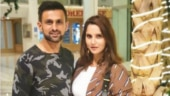 Sania Mirza's new pic with husband Shoaib Malik is super hit on Instagram. Have you seen it?