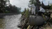 Not wasted: Sewage in Nepal serves as affordable virus warning tool