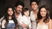 Shah Rukh Khan makes ghar ka khana for family: Gauri Khan