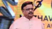 Celebs pay tribute to SP Balasubrahmanyam at condolence prayer meeting