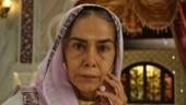 Surekha Sikri hospitalised after suffering a brain stroke