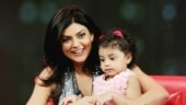 Sushmita Sen shares throwback video of daughter Alisah: Her love for teaching started early