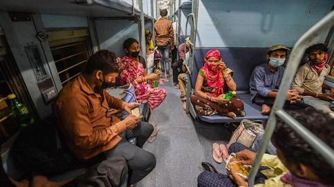 Migrant deaths on Shramik Special trains