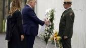Comforting families, warning foes: Biden, Trump mark 9/11