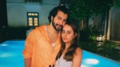 Varun Dhawan shares new pic with girlfriend Natasha Dalal: Won't be afraid as long as you stand by me