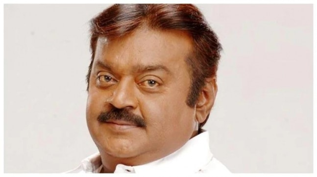 DMDK chief Vijayakant tests positive for Covid-19  - India Today RSS Feed  IMAGES, GIF, ANIMATED GIF, WALLPAPER, STICKER FOR WHATSAPP & FACEBOOK