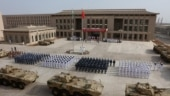 Construction fast-tracked at China PLA's first overseas base in Djibouti