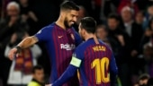 Maybe it annoyed Barcelona that I had a good relationship with Lionel Messi: Luis Suarez