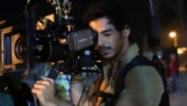 Ishaan Khatter gets behind the camera in unseen pic from Khaali Peeli sets