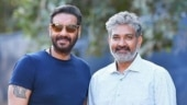 Ajay Devgn wishes Rajamouli on birthday: It's been an honour knowing you and working with you
