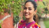 Mira Rajput in Rs 11k top adds a pop of colour to her chic look. We are swooning