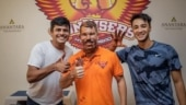 IPL 2020: David Warner gets smeared in cake on 34th birthday ahead of SRH vs DC clash