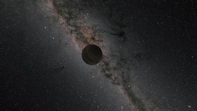 Space wanderer: Planet as heavy as Earth may be free-floating in galaxy, finds study