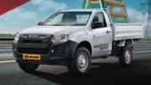 Isuzu D-Max BS6, D-Max S-Cab BS6 launched in India; Check out price, features, other details