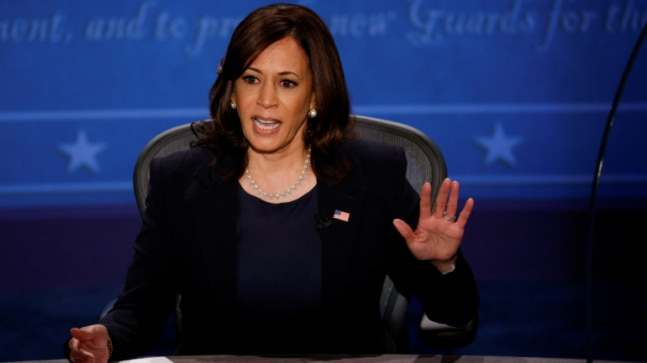 Greatest failure: Kamala Harris blasts US Covid-19 response, says won't take vaccine endorsed by Trump